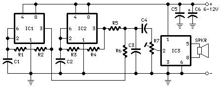 car horn circuit schematic with explanation wiring