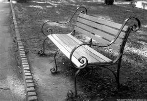 White And Black Bench Black Photography Black White Photography Parks Benches