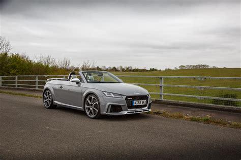 Audi Tt Rs Roadster by Audi Tt Rs Roadster 2 5 Tfsi Review Motor Verso