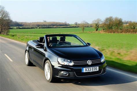 volkswagen eos 2011 2014 used car review car review rac drive