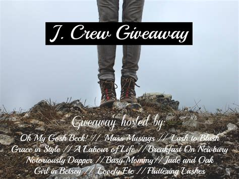 Can You Use Jcrew Gift Card At J Crew Factory - jcrew giveaway girl in betsey