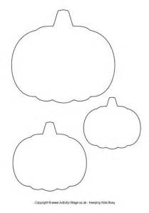 Pumpkin Printable Templates by Pumpkin Template