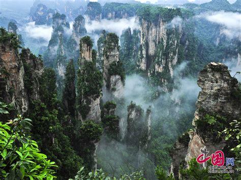 misteri film avatar montagne tianzi quelle che hanno ispirato i panorami del