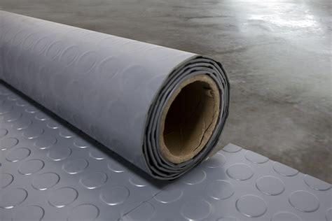 Put  Garage Floor Mat   Epoxy Floor