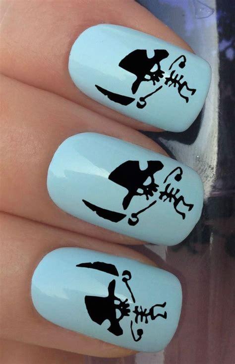 Pirate Nail Stickers