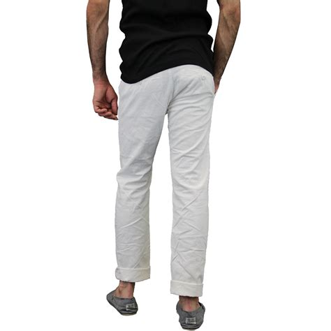Comfort Fit Mens by Mens Chino Huston Harbour Kushiro City Trousers