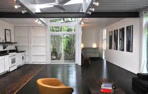 Interior Of Shipping Container Homes Container Home Tiny House Swoon