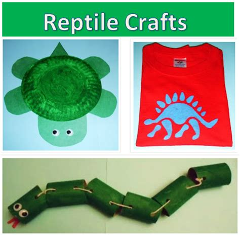 reptile crafts for learning ideas grades k 8 reptile craft activities