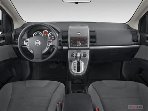 2012 nissan sentra interior u s news world report