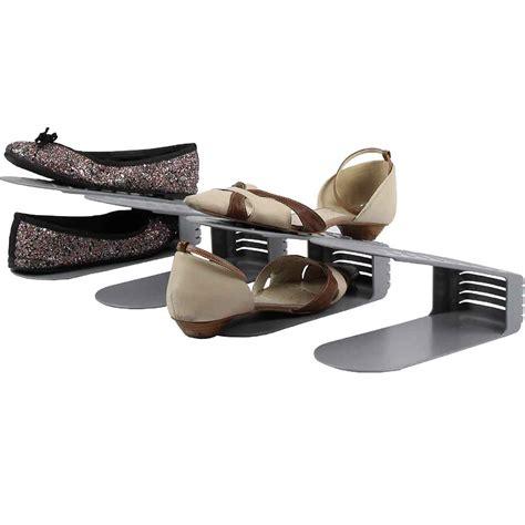 Rangement Pour Les Chaussures 3772 by Range Chaussures En Plastique Lot De 4