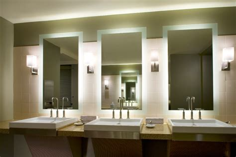 Electric Bathroom Mirrors Mirrors By Electric Mirror A Sle Of Our Models Modern Bathroom Los Angeles By