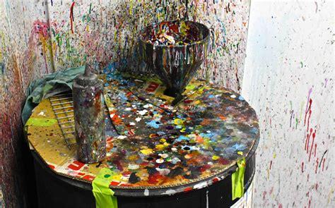 paint mixing shop tour co motion part 3 paint and polish bikerumor
