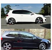 Difference Jantes Golf 5/6 GTI