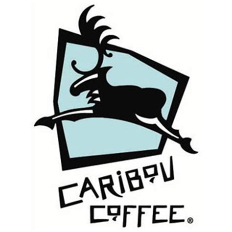 Caribou Coffee history of all logos all caribou coffee logos