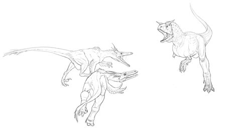 giganotosaurus coloring pages coloring pages