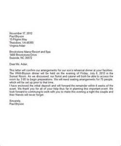 Formal business letter format with letterhead jpg
