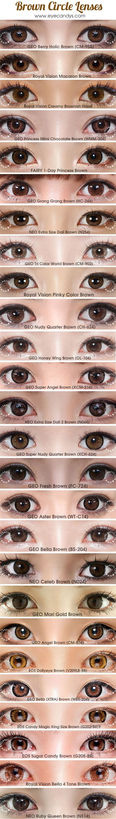 colored circle lenses best 20 colored contacts ideas on colored eye
