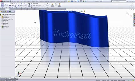 solidworks tutorial wrap solidworks tutorial adding text to a surface youtube
