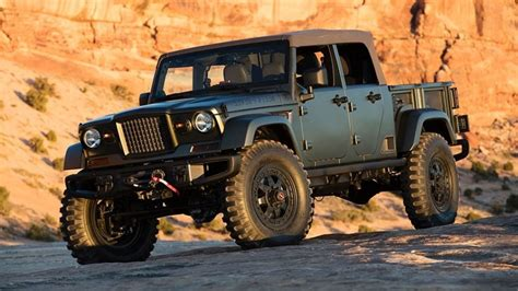 convertible jeep truck insider says convertible jeep scrambler pickup is coming