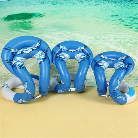 inflatable swim arm ring children pool water float raft