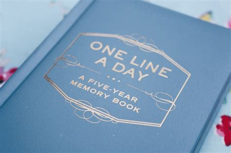 one line a day five years of memories blue marble ink a five year memoir 6x9 dated and lined diary one line a day a five year memory book books remembering your with one line a day the travel hack