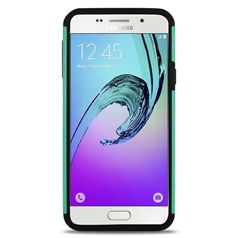 Samsung Galaxy A3 2016 Soft Hybrid Shockproof Slim Armor for samsung galaxy a3 tough protective soft hybrid phone back cover ebay