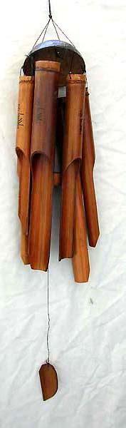 windchime chimes bamboo windchime wholesale bali