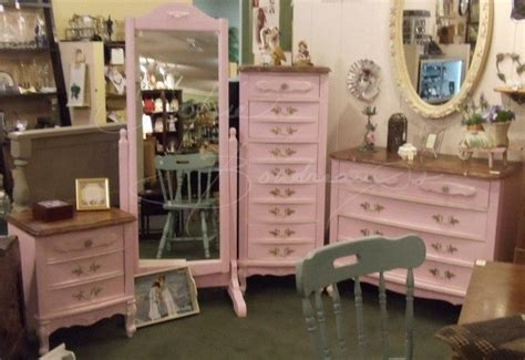 sears french provincial bedroom furniture tootsie boudreaux s no 1 4 girls pink painted vintage