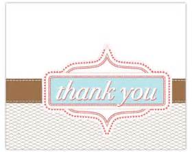 free printable thank you cards skip to my lou