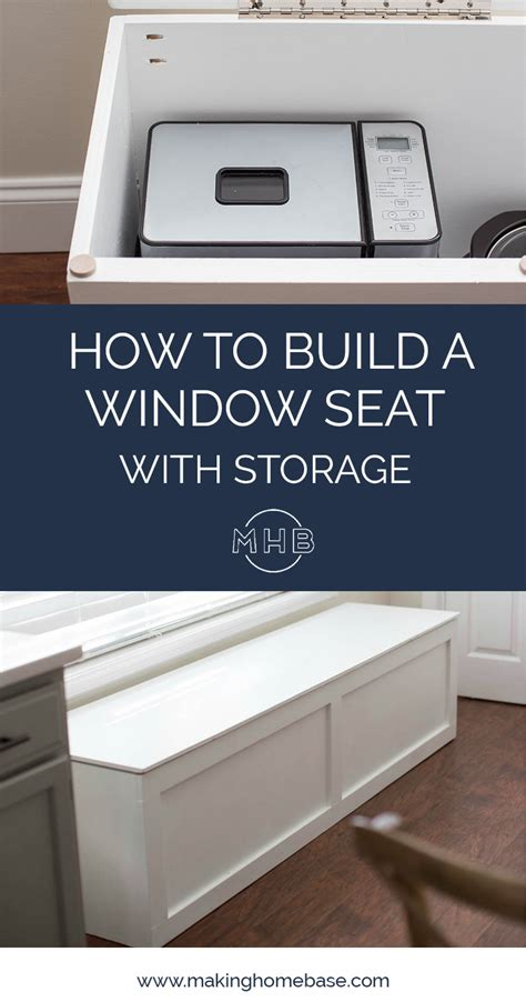 how to build a window bench with storage how to build a window seat with storage diy tutorial