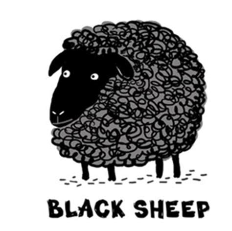 black sheep this or that the lost tapes black sheep quot standing out from the flock quot