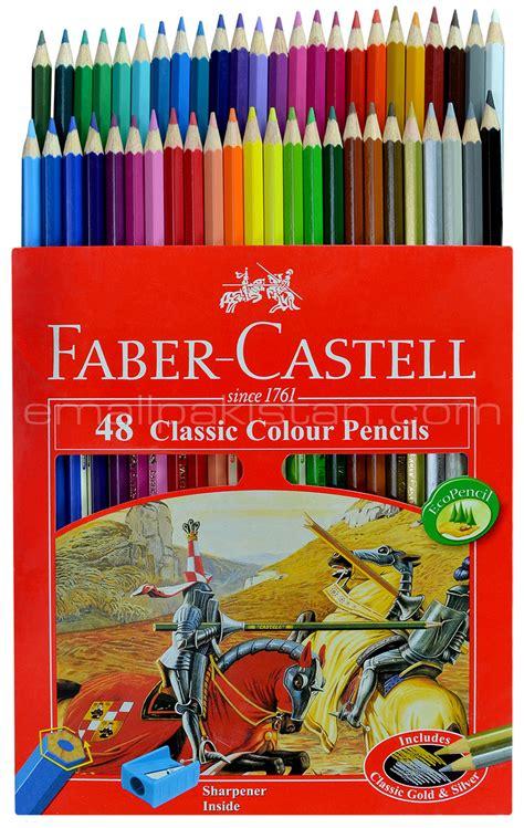 Pensil Warna Joyko Coloring Pencil Murah jual pensil warna faber castell classic 48 warna manna