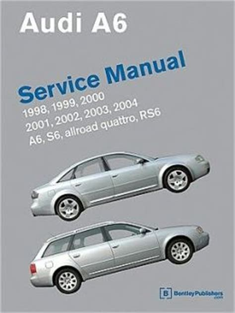 service and repair manuals 1997 audi a6 on board diagnostic system audi a6 c5 service manual a6 allroad quattro s6 rs6 1998 1999 2000 2001 2002 2003