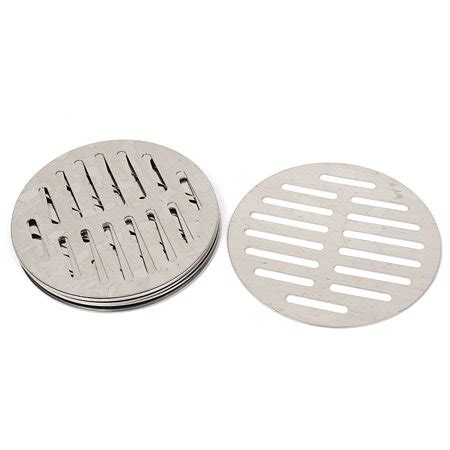 4 inch sink drain stainless steel sink floor drain strainer cover 5