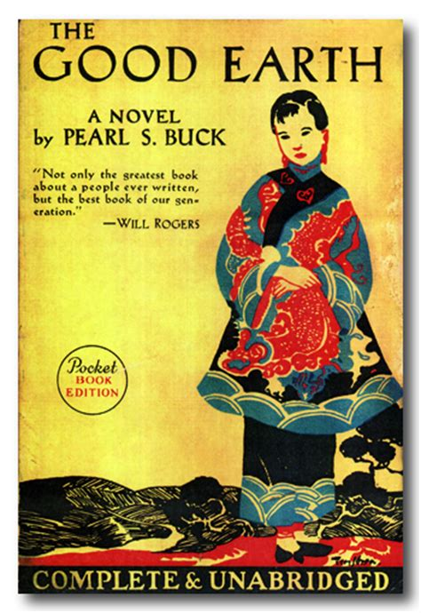 at the earth s books novelist pearl s buck speaks about and nrl
