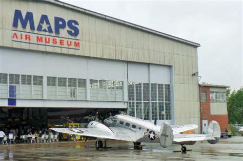 maps air museum maps air museum in canton ohio