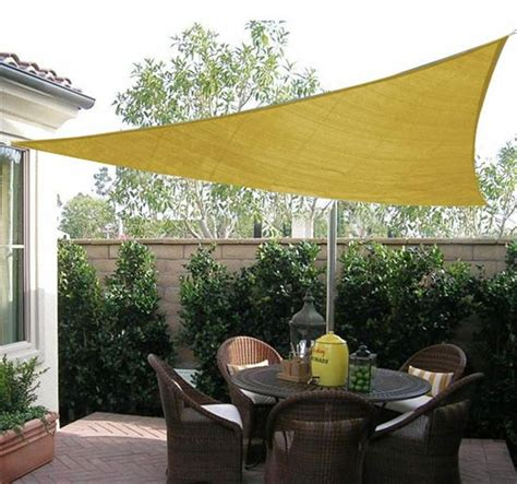 garden awnings and sails best 25 triangle sun shade ideas on pinterest triangle