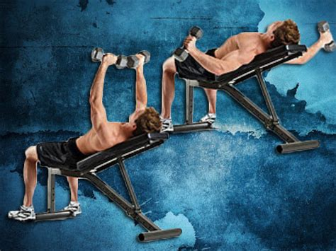 decline bench fly pectoral isolation exercises guide by mensmusclemagazine