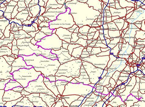 Motorrad Von Deutschland Nach Frankreich Ummelden by Ausflug2005