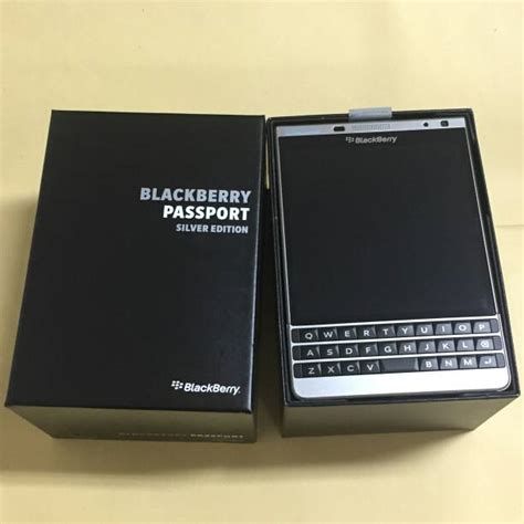 Blackberry Passport Silver Edition Dallas Garansi Tam 1 Tahun Baru jual blackberry passport silver edition dallas grs distributor 2 thn be phone