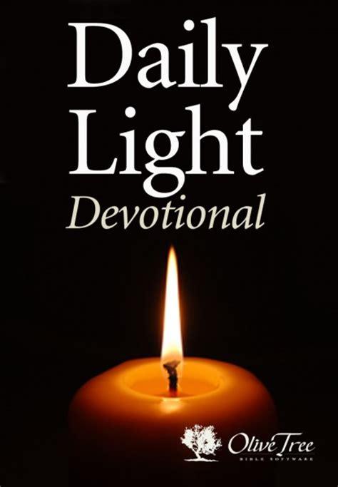 daily light devotional king version kjv for the