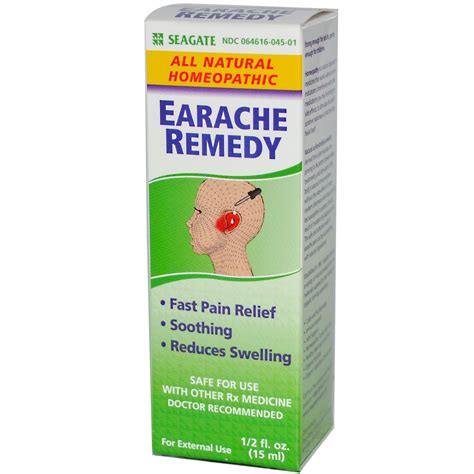home remedy for earache