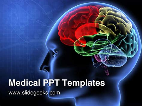 Medical Ppt Templates Slidegeeks Brain Powerpoint Templates For Mac