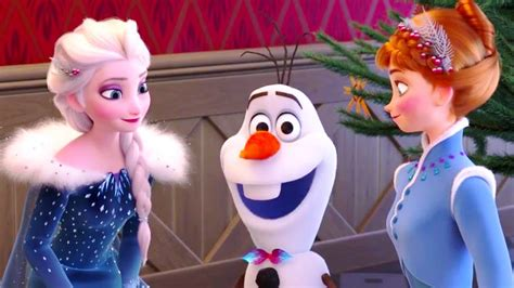 frozen film season 2 olaf s frozen adventure movie clip ring in the season