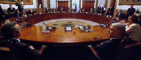 convocazione consiglio dei ministri decreto sviluppo venerd 236 in consiglio dei ministri il