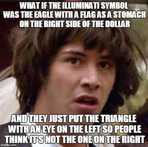 Illuminati Triangle Meme - illuminati imgflip