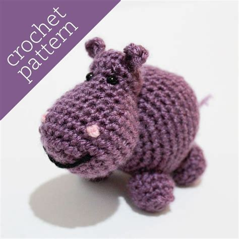 free pattern amigurumi hippo 1000 images about crochet hippos on pinterest toys