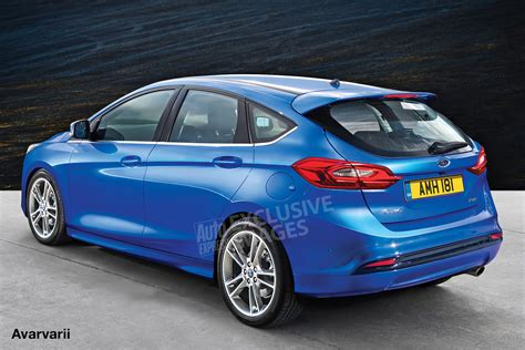 New Ford 2018 by New 2018 Ford Focus Exclusive Images And