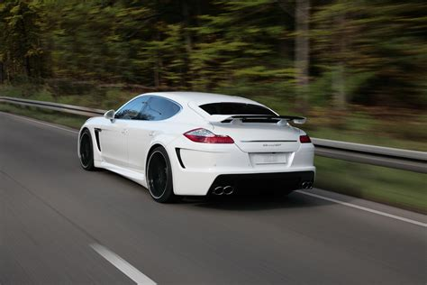 techart porsche panamera techart panamera grandgt to be showcased at auto zurich 2010