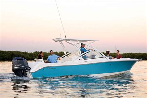 edgewater boats deadrise 2018 boat buyer s guide on the water